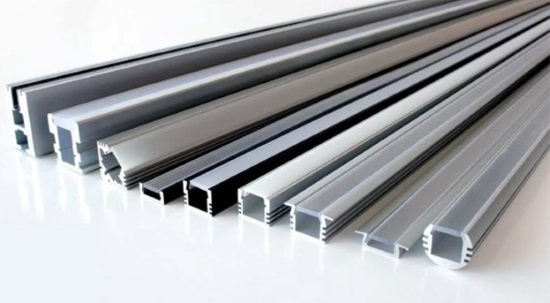custom design aluminum extrusion