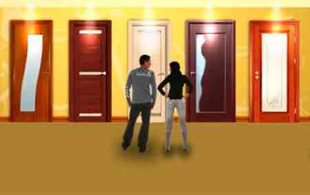 Выбор межкомнатных дверей