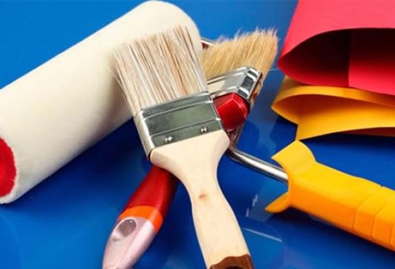 Технология окрасочных работ