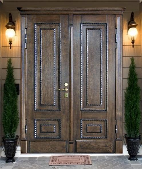 Выбор металлических дверей — обзор
