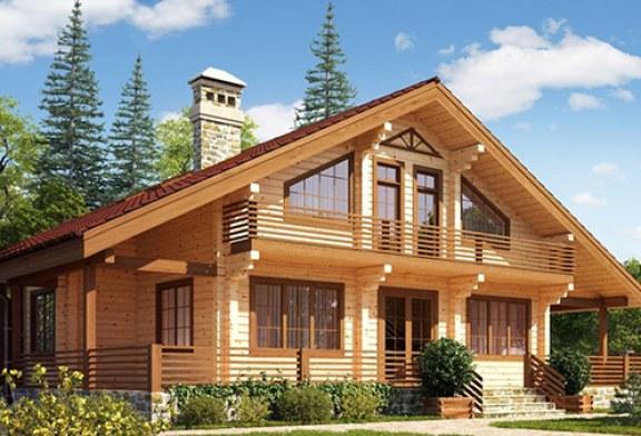 Использование рабочего времени при строительстве деревянных домов.