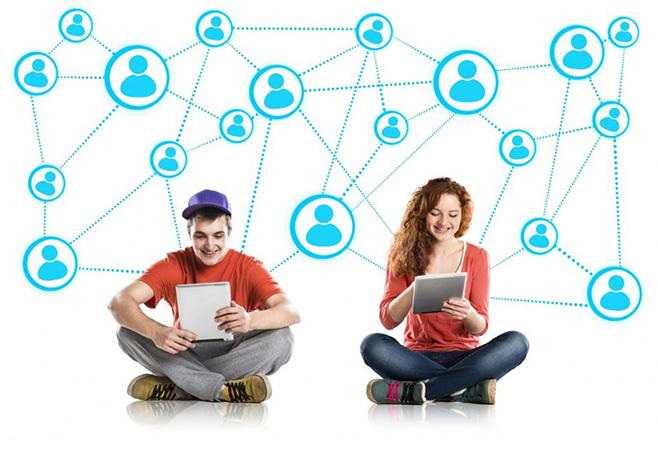 Статусы в социальных сетях