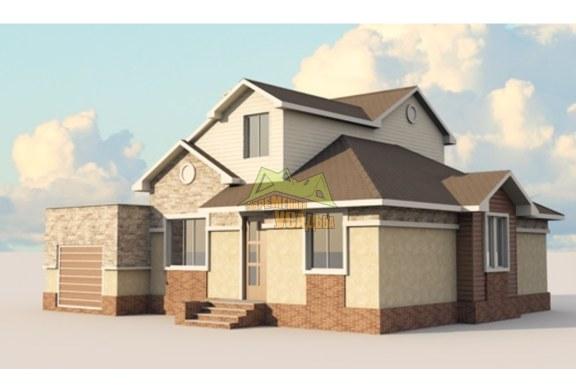 Строительство домов под ключ от профессионалов своего дела из компании usadba.in.ua