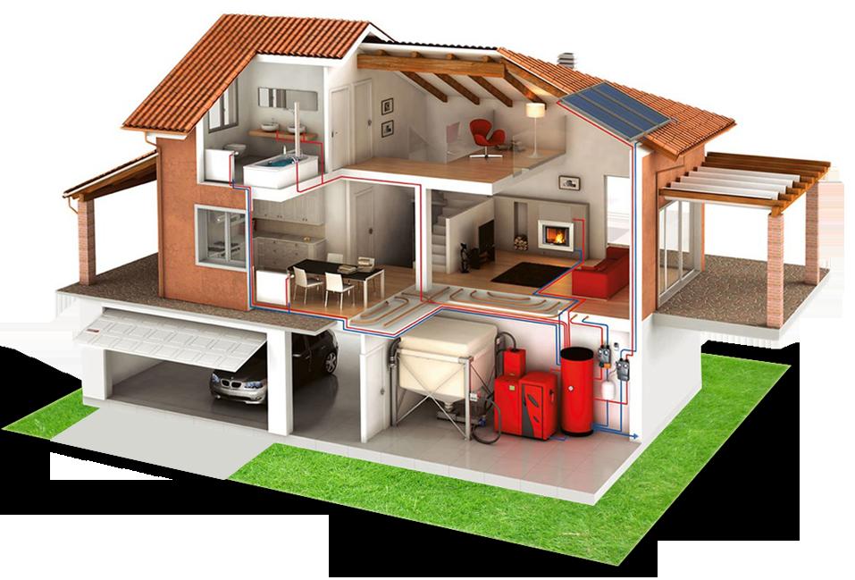 Этапы и стоимость работ по проектированию систем отопления