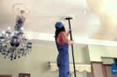Как правильно ухаживать за натяжными потолками