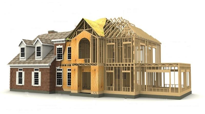 Особенности технологии строительства каркасных домов