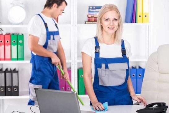 Как выполняется профессиональная уборка