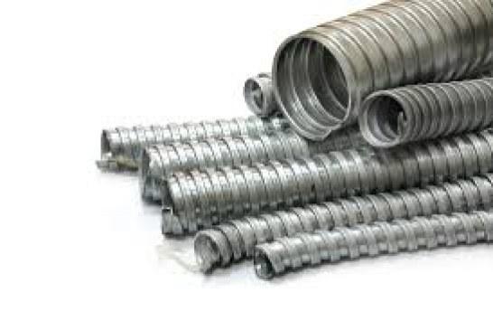Особенности использования металлорукавов