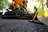 Асфальтирование дорог: виды работ