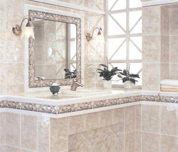 Выбор керамической плитки при ремонте квартиры