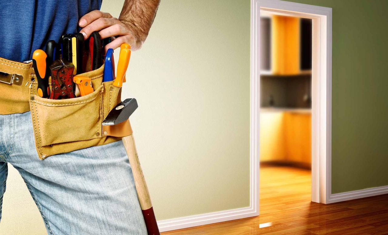Проведение капитального ремонта в двухкомнатной квартире