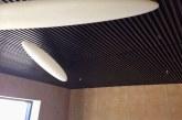 Как правильно выбрать и установить потолок из деревянных реек?