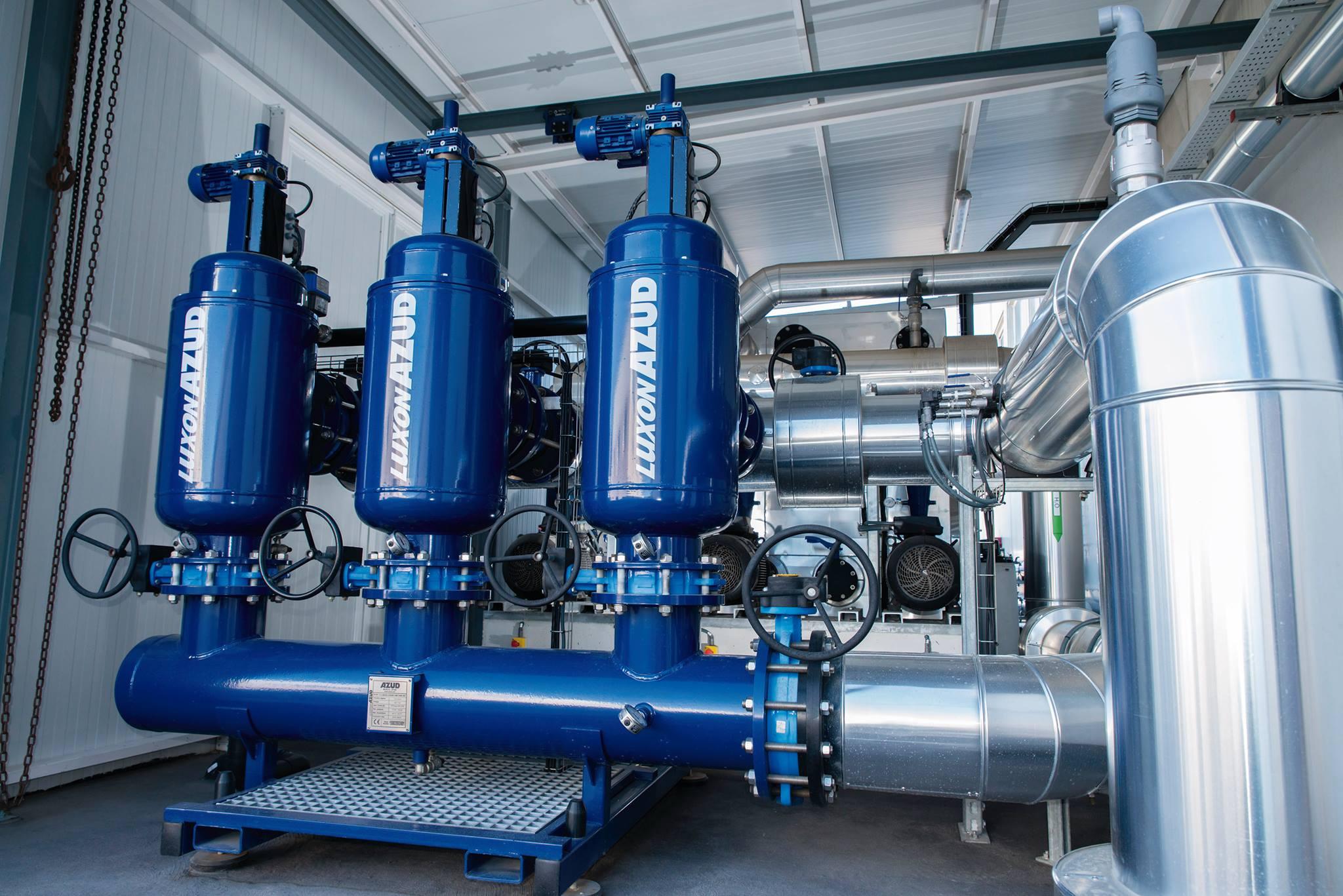 Зачем нужны промышленные фильтры для очистки воды?