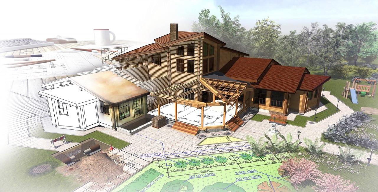 Этапы проектирования нового дома и его особенности