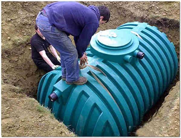 Особенности и преимущества накопительных емкостей для канализации