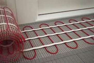 Теплый пол на готовую стяжку под различные покрытия