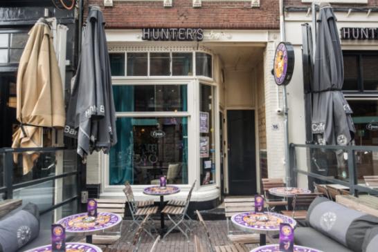 Кофешоп Амстердам