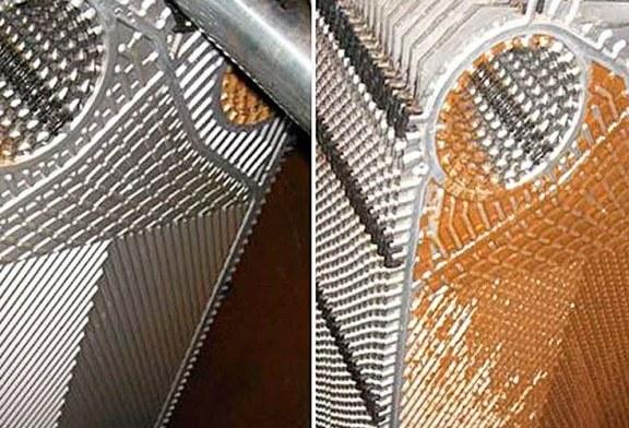 Монтаж  и промывка теплообменного оборудования