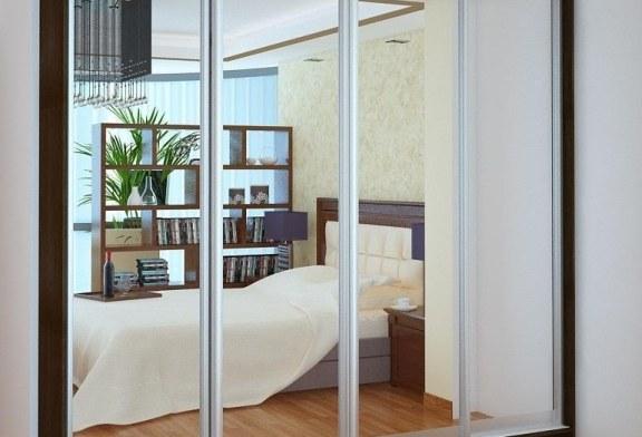Размещение шкафа-купе в квартире или доме
