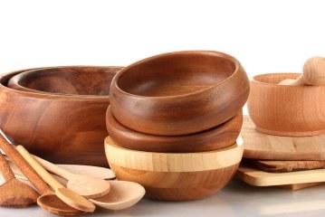 Особенности использования деревянной посуды