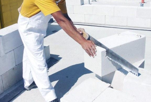 Газобетонные блоки для строительства дома: плюсы и минусы