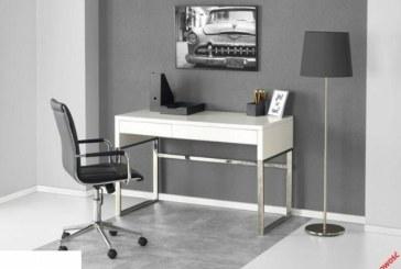 Компьютерные столы на металлическом каркасе