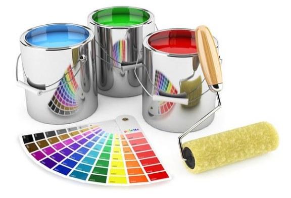 Разновидности красок для окрашивания окон