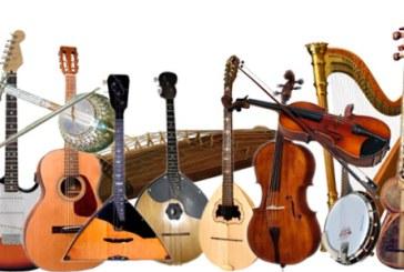 Выбор музыкальных инструментов