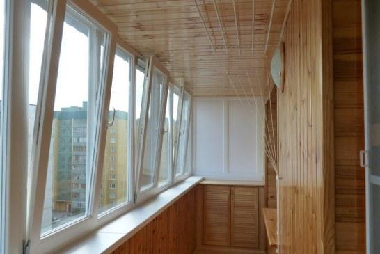 Рекомендации по остеклению лоджий и балконов