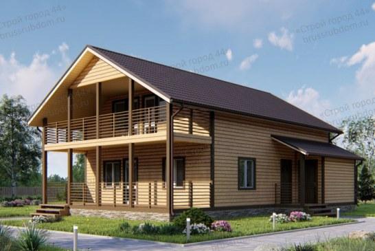 Критерии качественного сруба деревянного дома