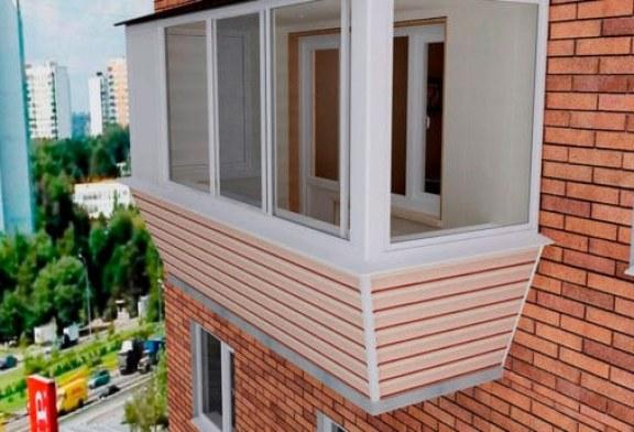 Остекление балконов в Зеленограде пластиковыми окнами