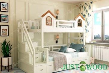 Детская комната на двоих: как разместить детей с комфортом