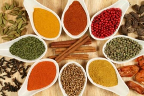 Роль специй при приготовлении блюд