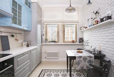 Как вдохнуть в интерьер кухни новую жизнь