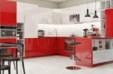 Кухни с пластиковыми фасадами: плюсы и минусы