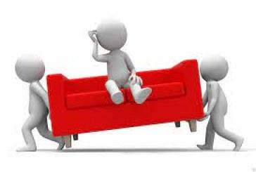Как доставить мебель на верхний этаж?