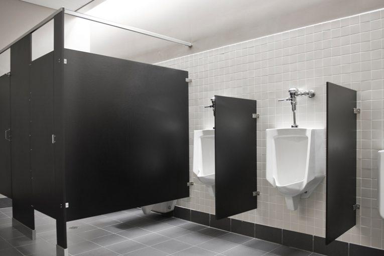 Особенности сантехнических перегородок для офисов