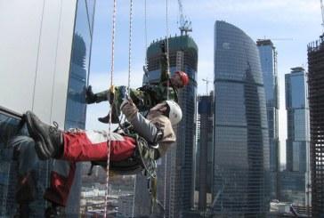 Что из себя представляет профессия промышленного альпиниста?