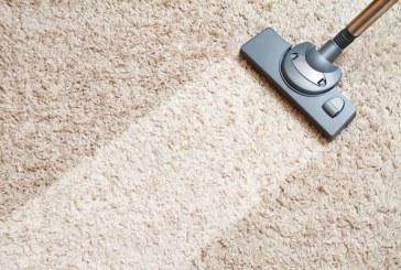 В чем преимущества химической чистки ковров