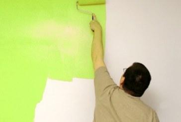 Процесс высыхания краски — как ускорить?