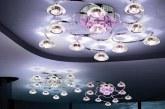 Самый великолепный светильник в мире: люстра.