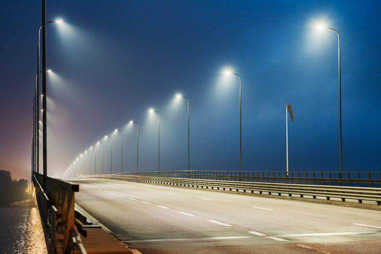 Особенности уличных фонарей