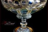 Vases for fruits in Aleks-Crystal.com — bohemia cut crystal E-shop